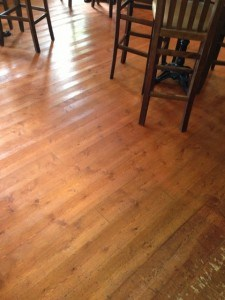 Moisture and hardwood floors Atlanta
